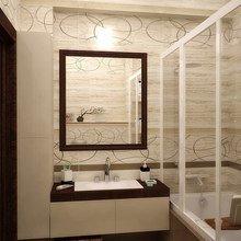 Фото из портфолио Как оформить ванную комнату - 5 ярких проектов – фотографии дизайна интерьеров на InMyRoom.ru