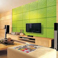 Фото из портфолио Интерьерные 3D панели для стен – фотографии дизайна интерьеров на InMyRoom.ru