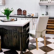 Фото из портфолио Кухня в загородном доме – фотографии дизайна интерьеров на InMyRoom.ru