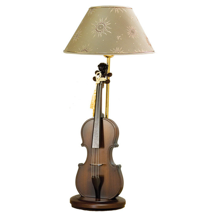 Светильник в виде скрипки Violin Classic