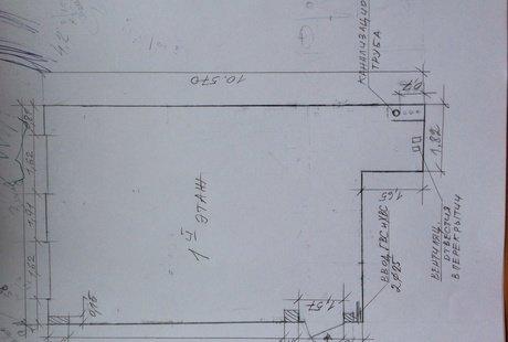 Организация пространства в новой квартире ,где нет перегородок и стен
