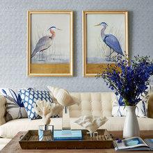 Фотография: Гостиная в стиле Восточный, Классический, Декор интерьера, Декор дома, Картины – фото на InMyRoom.ru
