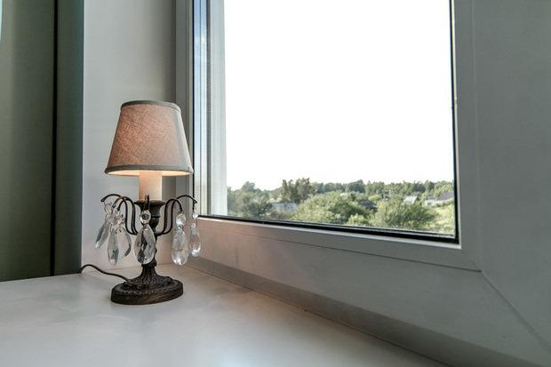 Фотография: Мебель и свет в стиле Классический, Современный, Интерьер комнат, Дача, Дачный ответ, Мансарда – фото на InMyRoom.ru