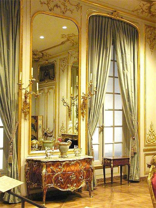 Фотография:  в стиле Классический, Франция, Интерьер комнат, Интерьерная Лавка – фото на InMyRoom.ru