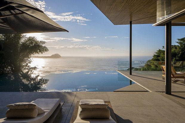Фото из портфолио Дом с видом на Атлантический океан – фотографии дизайна интерьеров на INMYROOM