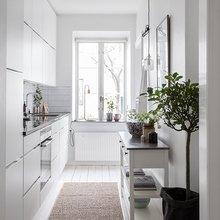 Фото из портфолио Erik Dahlbergsgatan 33 C, Vasastaden – фотографии дизайна интерьеров на InMyRoom.ru