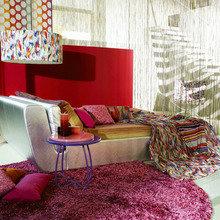 Фотография: Спальня в стиле Эклектика, Карта покупок, Индустрия, Ретро, Missoni – фото на InMyRoom.ru