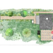 Фото из портфолио Ouz House sketch – фотографии дизайна интерьеров на INMYROOM