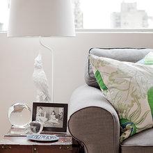 Фотография: Декор в стиле Кантри, Классический, Современный, Декор интерьера, Малогабаритная квартира, Квартира, Цвет в интерьере, Дома и квартиры, Стены – фото на InMyRoom.ru