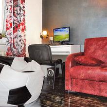 Фото из портфолио Дизайн комнаты для юноши. – фотографии дизайна интерьеров на INMYROOM