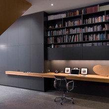 Фото из портфолио Балконы, коридоры и кабинеты – фотографии дизайна интерьеров на INMYROOM