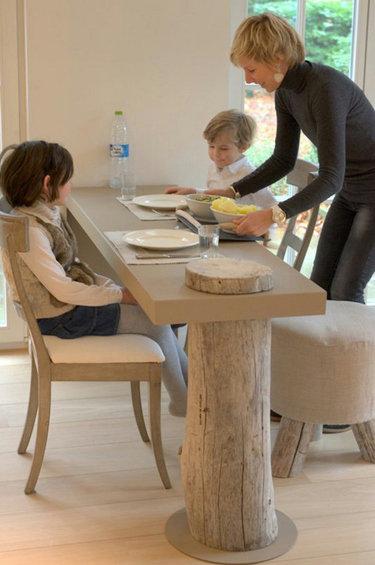 Фотография:  в стиле , Декор интерьера, Дом, Мебель и свет, Эко – фото на InMyRoom.ru