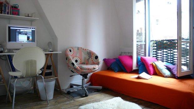Фотография: Спальня в стиле Лофт, Современный, Советы – фото на InMyRoom.ru