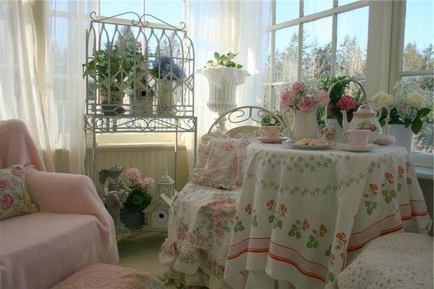 Фотография: Кухня и столовая в стиле Прованс и Кантри, Декор интерьера, Квартира, Дом, Декор, Шебби-шик – фото на InMyRoom.ru
