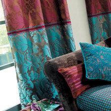 Фото из портфолио Текстиль в интерьере – фотографии дизайна интерьеров на InMyRoom.ru