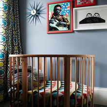 Фото из портфолио Не нужно бояться тёмных стен в интерьере!!! – фотографии дизайна интерьеров на INMYROOM