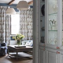 Фотография: Гостиная в стиле Кантри, Декор интерьера, Дом, Flos, Дома и квартиры – фото на InMyRoom.ru