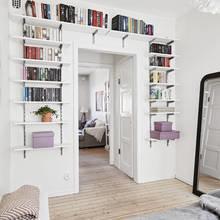 Фото из портфолио Hjorthagsgatan 5 A, 3 комнаты, 54,5 кв.м. – фотографии дизайна интерьеров на InMyRoom.ru