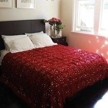 Фотография: Спальня в стиле Современный, Декор интерьера, Дом, Декор дома, Цвет в интерьере – фото на InMyRoom.ru