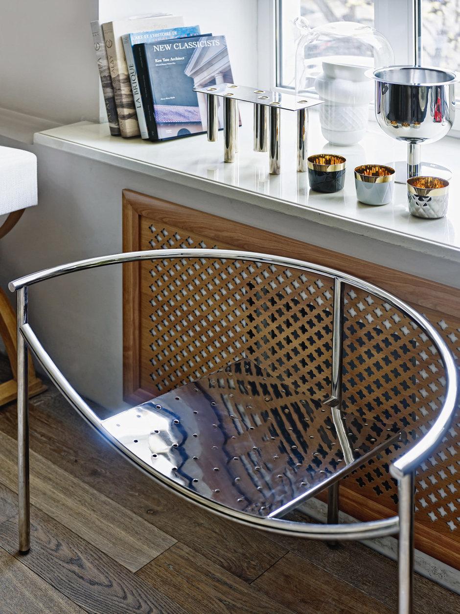Фотография: Мебель и свет в стиле Эклектика, Лофт, Офисное пространство, Офис, Moissonnier, Дома и квартиры – фото на InMyRoom.ru