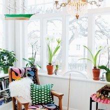 Фотография: Декор в стиле Скандинавский, Декор интерьера, Подоконник – фото на InMyRoom.ru