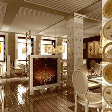 Фото из портфолио Портфолио – фотографии дизайна интерьеров на INMYROOM