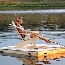 Фотография: Ландшафт в стиле Кантри, Современный – фото на InMyRoom.ru