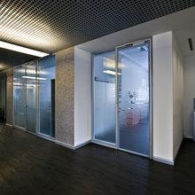 Фото из портфолио Офис компании на Петроградской Набережной   – фотографии дизайна интерьеров на INMYROOM
