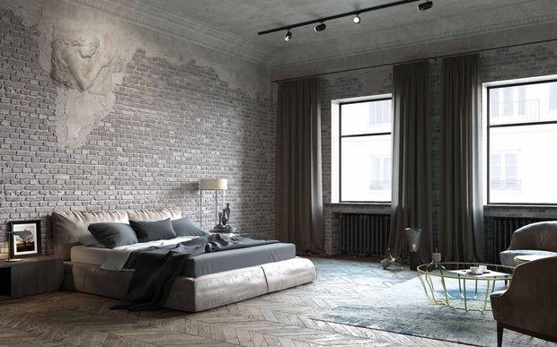 Дизайн квартиры своими руками спальня фото 53