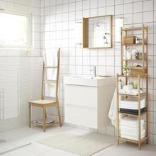 Фотография: Ванная в стиле Скандинавский, Интерьер комнат, Советы, IKEA, Зеркала – фото на InMyRoom.ru