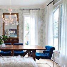 Фотография: Кухня и столовая в стиле Современный, Эклектика, Декор интерьера, Декор дома, Ковер – фото на InMyRoom.ru