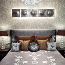 Фотография: Спальня в стиле Классический, Современный, Декор интерьера, Квартира, Miele, Дома и квартиры – фото на InMyRoom.ru