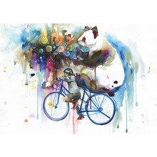 Принт Panda А1