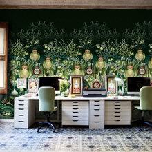 Фотография: Офис в стиле Современный, Декор интерьера, Квартира, Текстиль – фото на InMyRoom.ru