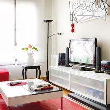 Фотография: Гостиная в стиле Современный, Хай-тек, Декор интерьера, Декор дома – фото на InMyRoom.ru