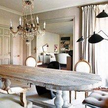 Фотография: Кухня и столовая в стиле Кантри, Эклектика, Декор интерьера, Квартира, Франция, Дома и квартиры – фото на InMyRoom.ru