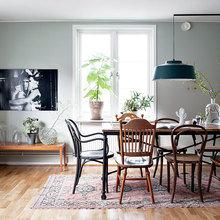 Фото из портфолио Отойти от общепринятых канонов скандинавского стиля – фотографии дизайна интерьеров на INMYROOM