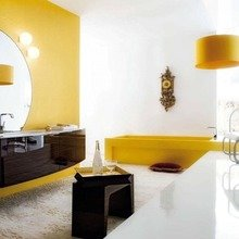 Фотография:  в стиле Современный, Декор интерьера, Дизайн интерьера, Цвет в интерьере, Dulux, ColourFutures – фото на InMyRoom.ru