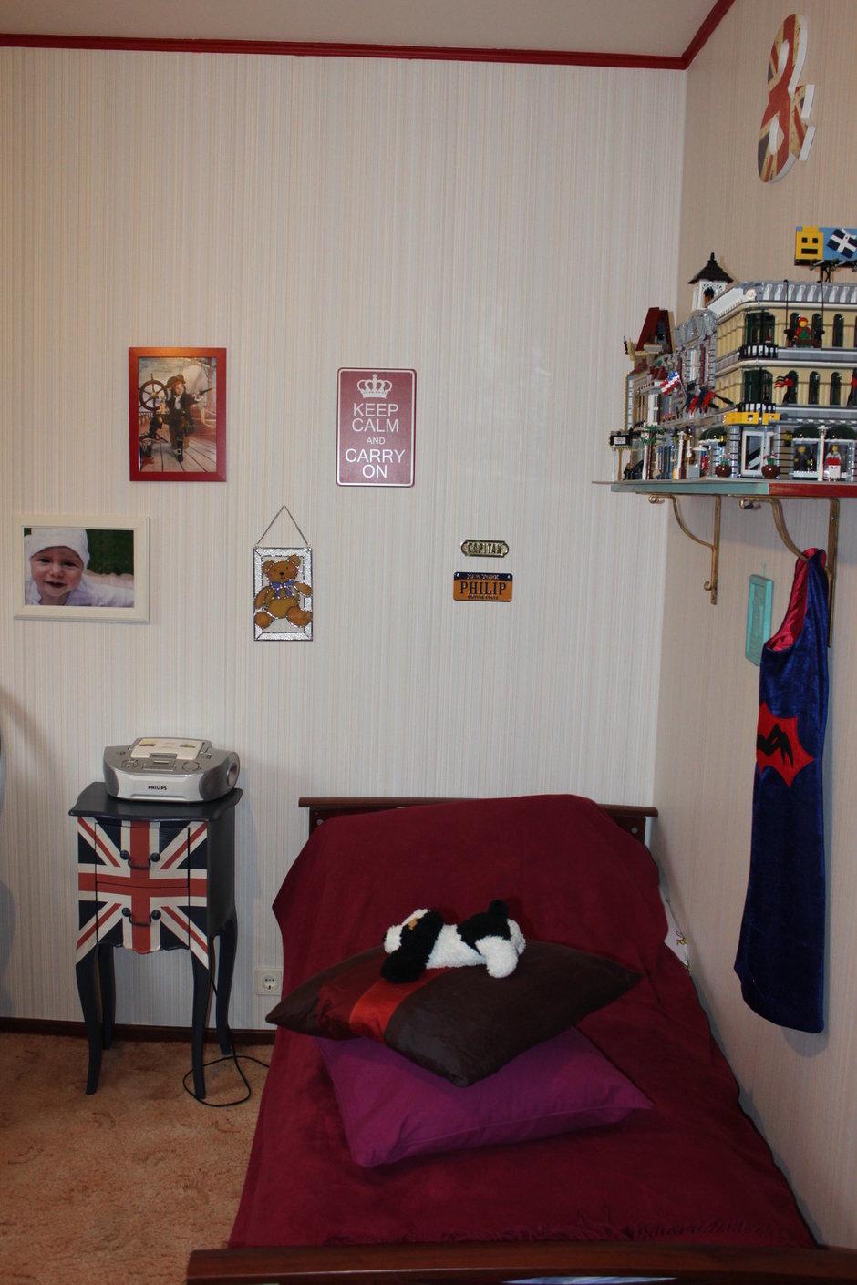 Фотография: Детская в стиле Современный, Декор интерьера, Интерьер комнат, IKEA, Dulux – фото на InMyRoom.ru