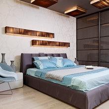 """Фото из портфолио Дизайн спальни """"Воздушный зефир""""  – фотографии дизайна интерьеров на INMYROOM"""