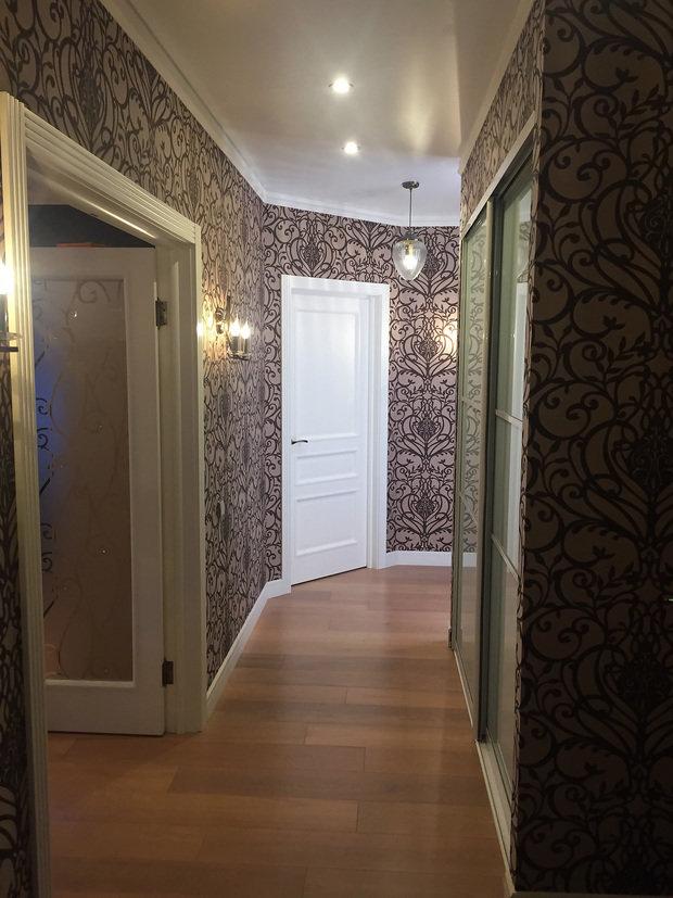 Фото из портфолио квартира 80 кч. м – фотографии дизайна интерьеров на INMYROOM