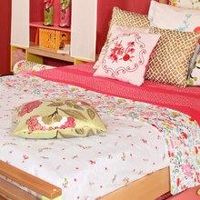 Фотография: Спальня в стиле Современный, Восточный, Детская, Интерьер комнат – фото на InMyRoom.ru