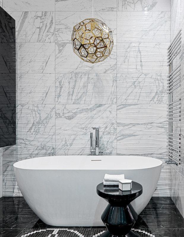 Фотография: Ванная в стиле Современный, Проект недели, ПРЕМИЯ INMYROOM – фото на INMYROOM