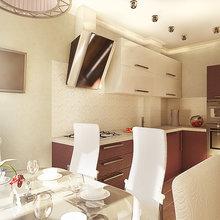 Фото из портфолио Интерьер квартиры в стиле фьюжн – фотографии дизайна интерьеров на INMYROOM