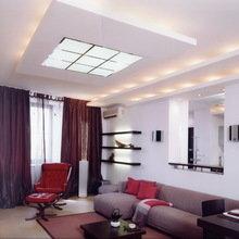 Фото из портфолио Квартира в стиле фьюжн 180 кв.м – фотографии дизайна интерьеров на InMyRoom.ru