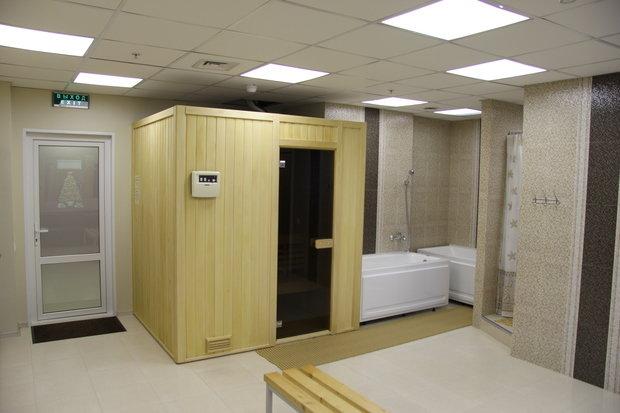 Фото из портфолио Медицинский цент доктора Бубновского в Мытищах – фотографии дизайна интерьеров на INMYROOM