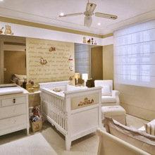 Фотография: Детская в стиле , Интерьер комнат – фото на InMyRoom.ru