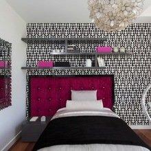 Фотография: Спальня в стиле Эклектика, Детская, Интерьер комнат, Декор – фото на InMyRoom.ru