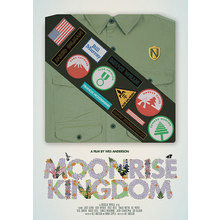 Принт Moonrise Kingdom A2