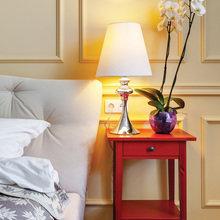 Фотография: Мебель и свет в стиле Классический, Эклектика, Квартира, Дома и квартиры, Проект недели – фото на InMyRoom.ru